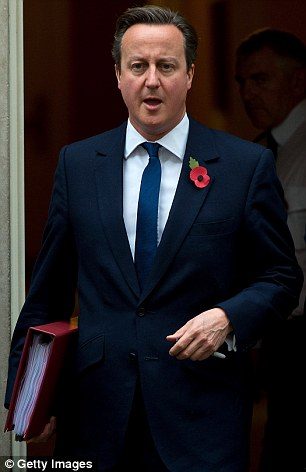 David Cameron was last night accused of demanding only 'cosmetic' changes from Brussels after it emerged he is not even asking for a veto for countries who stay out of the euro