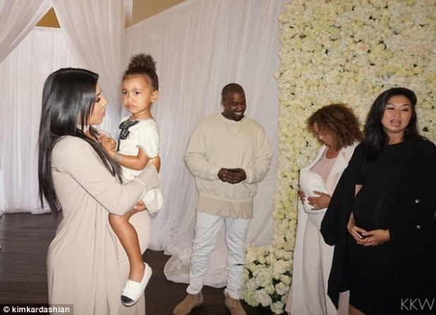 She was shocked: Kim Kardashian had fun at her surprise birthday bash to celebrate turning 35-years-old in late October. Kim Kardashian shares behind-the-scenes look at the bash