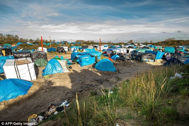 The move is believed to be a response to the current migrant and refugee crisis, which has seen the 'Jungle' migrants camp in the northern French city of Calais expand significantly over recent months