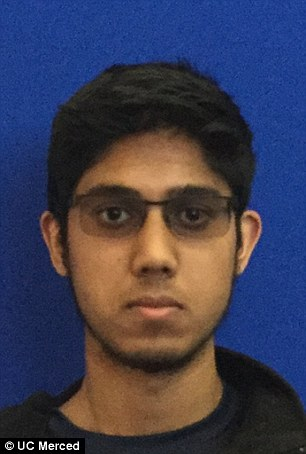 Faisal Mohammad, 18, a freshman from Santa Clara who majored in computer science and engineering, was shot dead by officers after his violent campus rampage on Wednesday morning