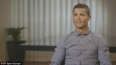 Real Madrid avant Cristiano Ronaldo a nommé ses cinq meilleurs jeunes footballeurs, il évalue dans le monde