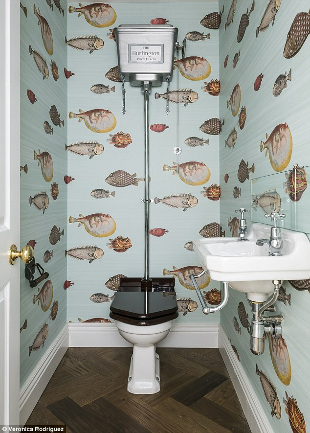 Teal And Grey Bathroom Decor
