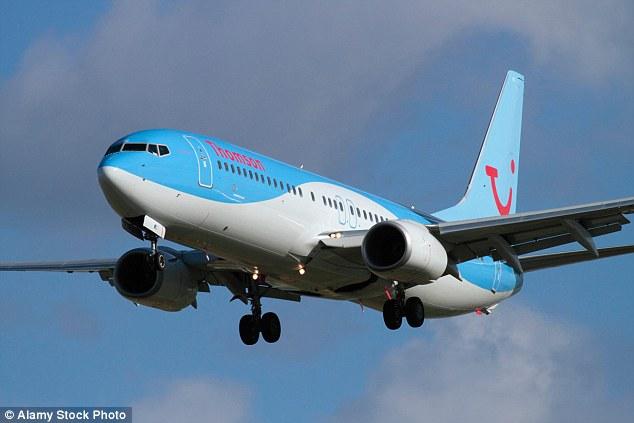 Un avión de British llevar 189 pasajeros llegó 'dentro de 1.000 pies' de un cohete cuando se acercaba a Sharm El Sheikh, se supo ayer por la noche