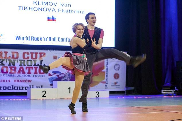 Image result for Tikhonova,, putin secret daughter