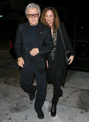 Image result for Harvey Keitel wife