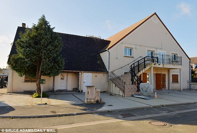 Brainwashed: One of the Bataclan theatre attackers is said to have been radicalised at the Luce Mosque (pictured) in the Paris suburb of Courcouronnes