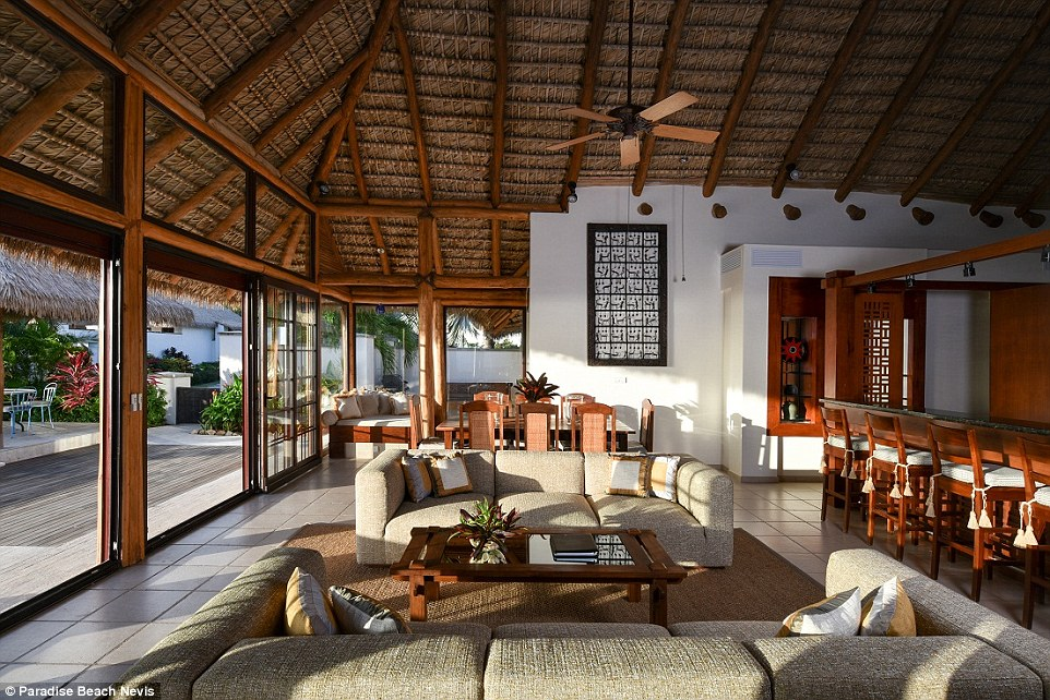 perfect Caribbean holiday Nevis