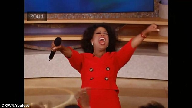 Oprah Winfrey Reveals What Led Up To Parodied Audience Car