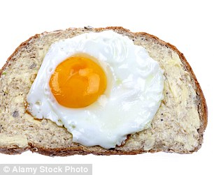 Eggs are rich in many essential vitamins and minerals needed for good health