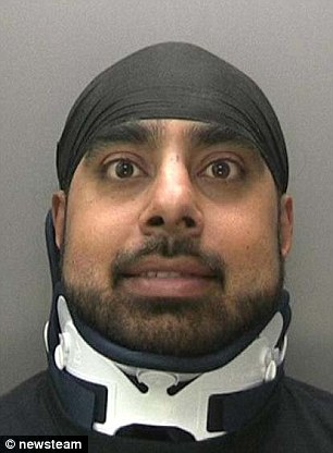 Sukvinder Mannan was jailed for eight years after killing Rebecca McManus when the car he was racing smashed into a bus stop she was waiting at