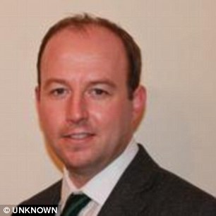 Nick Timothy, pictured, said the rising levels of net immigration is proof that the government has abandoned all hope of controlling numbers