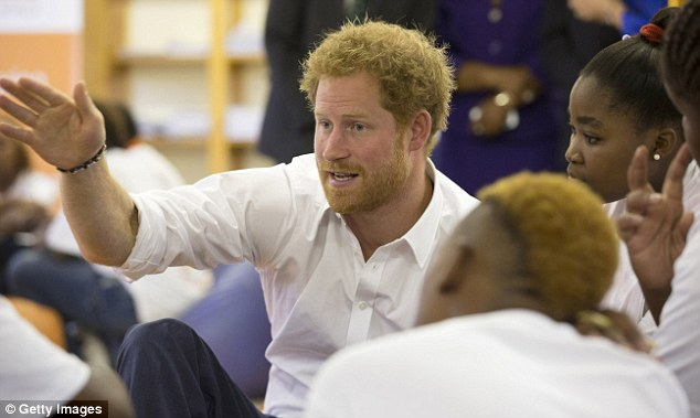 Later today, Harry is due to visit a Youth Empowerment Exposition in a trendy community creative space called The Bus Factory. There he will meet young entrepreneurs involved in programmes to develop their business skills, using both digital platforms and more traditional outlets.