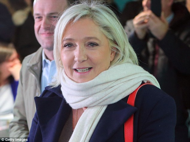 Britain leaving the EU would be as positive for Europe as the fall of the Berlin Wall, the French far-right leader Marine le Pen has claimed
