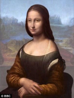 Mona Lisa Second Portrait Spotted Under Leonardo Da Vinci