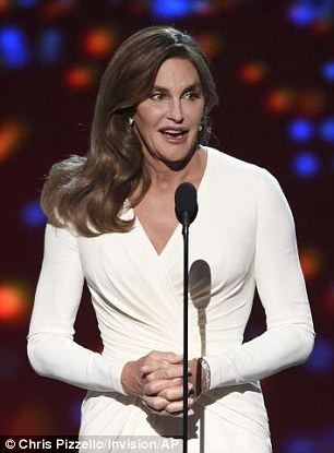 Caitlyn Jenner: The Olympian has become a face of the LGBT community after announcing this year that she is transgender