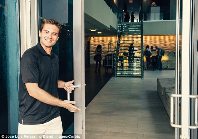 Image result for hold the door stock photo