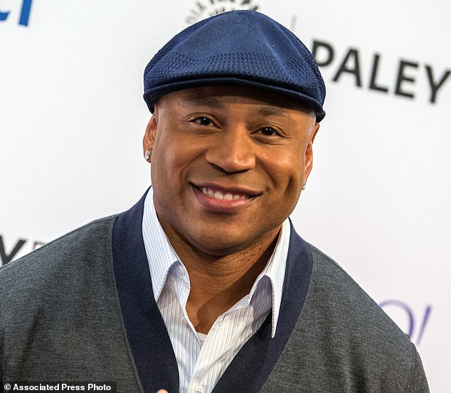 Back for more: LL Cool J will be the master of ceremonies for Grammy Awards for the fifth consecutive year, it was announced on Wednesday