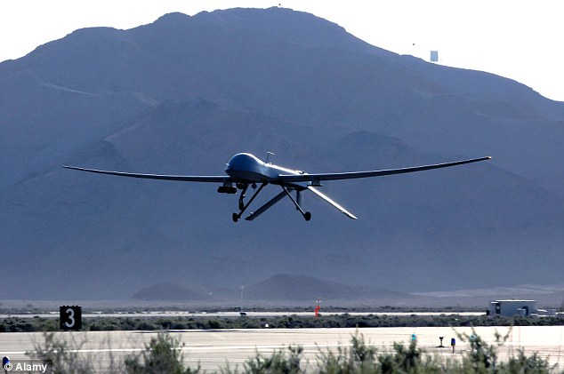 MQ-1 Predator, an unmanned aerial vehicle built by General Atomics and used primarily by the United States Air Force and Central Intelligence Agency: The new Tailsitter is expected to have similar range and payload capabilities.