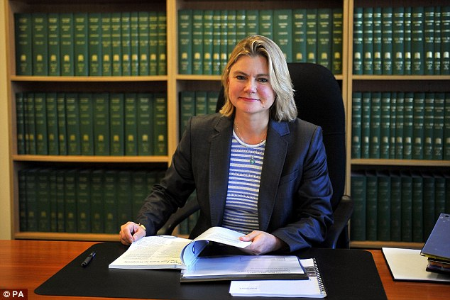 International Development Secretary Justine Greening has said: 'Free movement of labour was never meant to be an unqualified principle'. Action needed to be taken in relation to negotiation with the EU, she added
