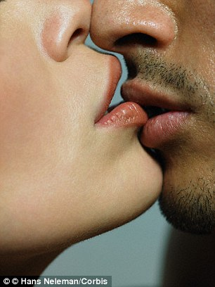 Kissing kick-starts multiple mechanisms in the brain, releasing chemicals that lower stress and boost mood - and improving sex, Dr Ghosh said
