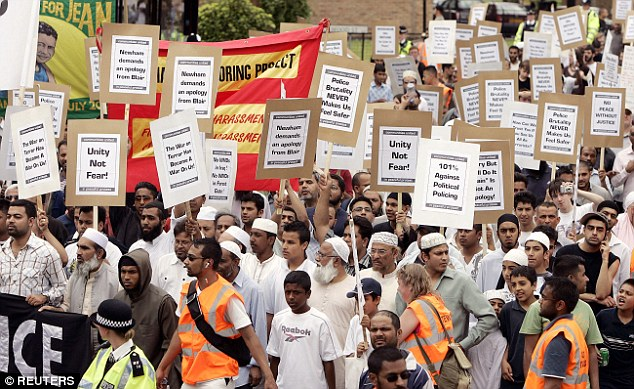 The Government Prevent programme is not trusted among Muslim communities, it is claimed (file picture)