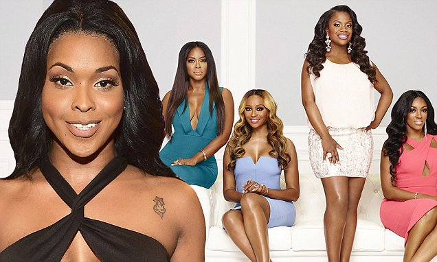 Transgender Amiyah Scott Walked Off RHOA Set After
