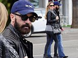 Antonio Banderas and girlfriend Nicole Kimpel are seen strolling in Malagan30 December 2015.nPlease byline: G Tres/Vantagenews.com