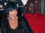 EXCLUSIVE: Kris Jennerand Corey Gamble at Le Ti  Restaurant in St Barth Pictured: Kris Jenner, Corey GambleRef: SPL1201475  291215   EXCLUSIVEPicture by: SplashNews.com / Splash NewsSplash News and PicturesLos Angeles: 310-821-2666New York: 212-619-2666London: 870-934-2666photodesk@splashnews.com