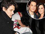 "Picture Shows: John Mayer, Katy Perry  December 31, 2015n n It's looking a lot like singers Katy Perry and John Mayer may be ""on again"" as they were spotted leaving The Nice Guy nightclub together in West Hollywood, California. Will the pair be ringing in the new year together again as a couple?n n Non Exclusiven UK RIGHTS ONLYn n Pictures by : FameFlynet UK © 2015n Tel : +44 (0)20 3551 5049n Email : info@fameflynet.uk.com"