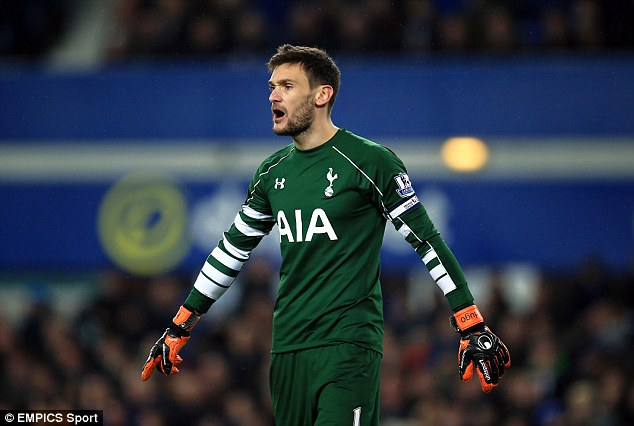 Tottenham goalkeeper Hugo Lloris is worried they lack the maturity to win the Premier League title this season