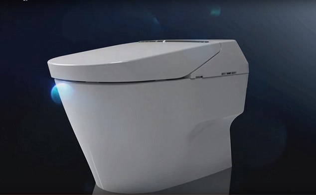 Totos Smart Toilet Lifts The Lid For You And Cleans
