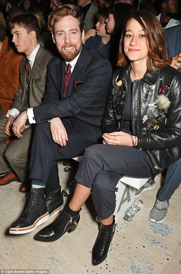 Ricky Wilson Takes A Seat In London Collections Men Front