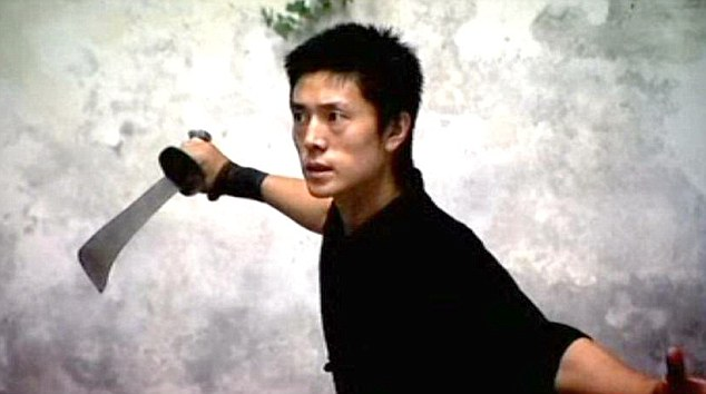 Lucasfilm revealed the role in Star Wars: The Force Awakens was really played by veteran stuntman Liang Yang (above)