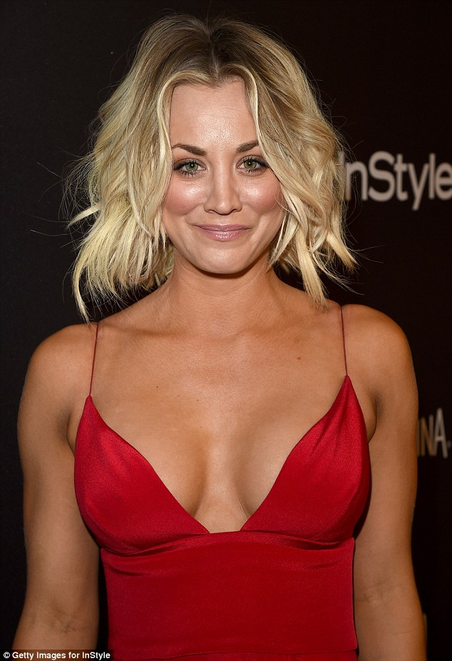 Image result for Kaley Cuoco