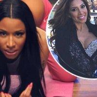 Too Much..Farrah Has Her Daughter Clap Back At Nicki Minaj...