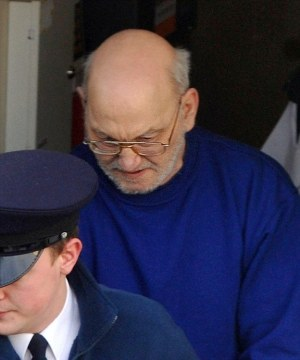 A then 62-year-old Black makes a court appearance during the murder trial of Jennifer Cardy