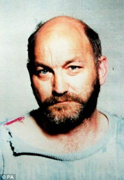 Killer Robert Black (pictured left) who was jailed for murdering four schoolgirls, was strongly suspected of killing at least 13 children, including Genette Tate who vanished close to her Devon home in 1978.