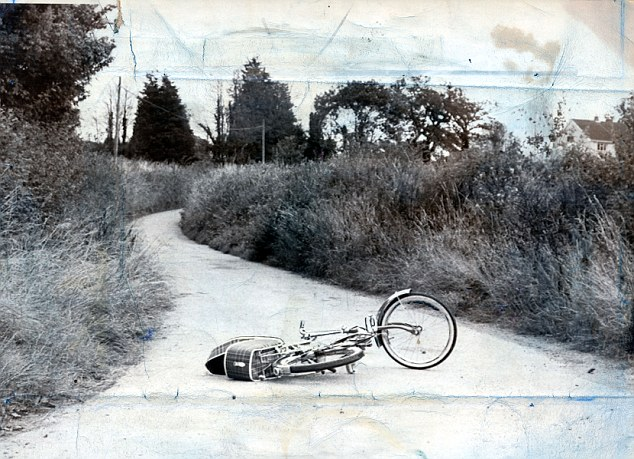 Genette's abandoned bicycle was found in a remote Devon lane following her disapperance in August 1978