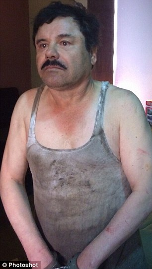 El Chapo Spent Christmas With Wife Then New Year With