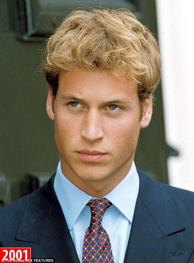 LAURA FREEMAN says Prince William is no longer a crush ...