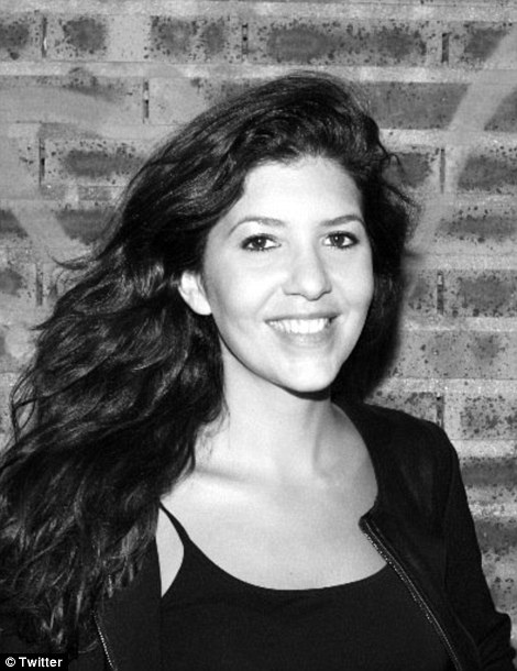 Leila Alaoui is receiving treatment for her injuries