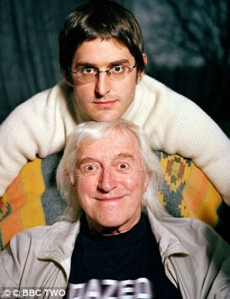 Louis Theroux was warned Savile abused dead bodies - two years before making a film about him