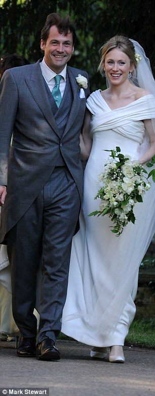 Google executive Naomi Gummer with husband Henry