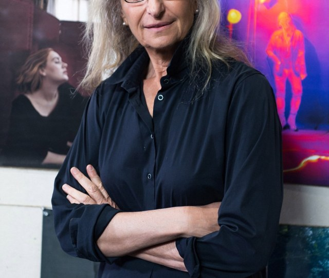 Renowned Annie Leibovitz Is The Woman Behind The Stunning Shot The Snapper One