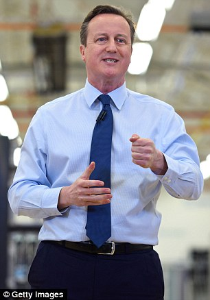 David Cameron today believes himself on the brink of a triumph - but what if he is wrong?