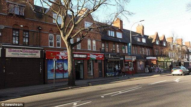 Narborough Road Leicester