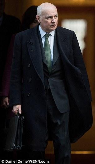 Formidable: Eurosceptic Iain Duncan Smith