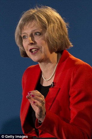 At the Tory Party conference last October, Home Secretary Theresa May warned about the dangers of mass immigration
