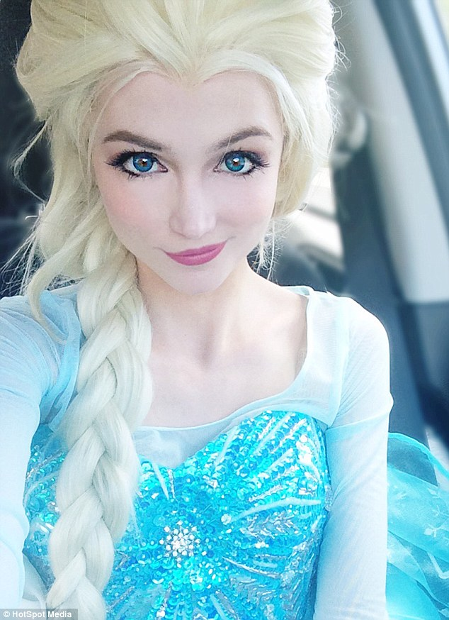 Disney Fan Sarah Ingle Spends 14k On Dresses To Look Like