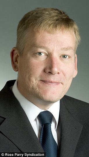 Kris Hopkins, MP for Keighley
